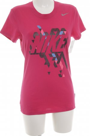Nike T-Shirt grafisches Muster Casual-Look