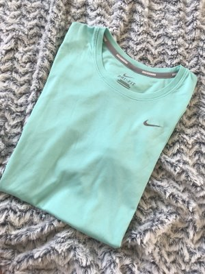 Nike Sports Shirt turquoise-cornflower blue