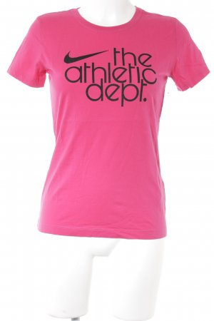 "Nike T-Shirt ""the athletic dept."""