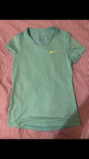 Nike T-Shirt Türkis