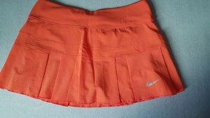Nike Minifalda naranja