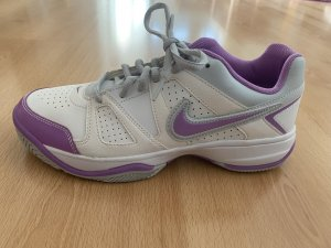 Nike Zapatillas blanco-lila