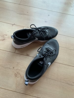 Nike Zapatilla brogue negro