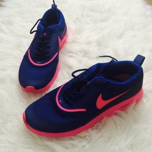 Nike Thea Air Maxx Sneaker Turnschuhe Pink Blau