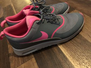 Nike THEA grau-pink