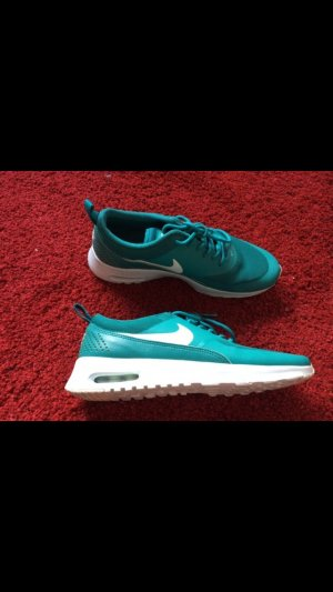 Nike Thea in blau/Türkis