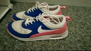Nike Thea Schuhe blau pink