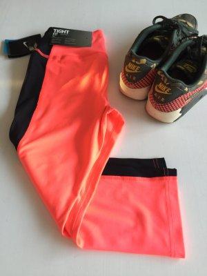 Nike tight fit 3/4 Sport hose Fitness tight XS 34 NEU