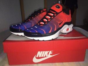 Nike Sneaker rosso mattone-blu