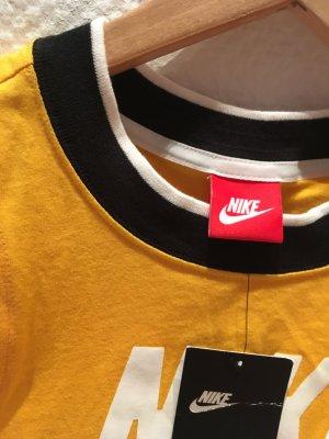 Nike top crop ripped