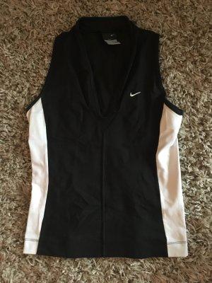 Nike Top Größe S Schwarz