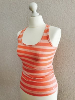 Nike Top in koralle, Gr. XS