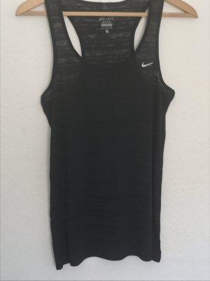 Nike Top mit Raffung