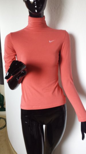 Nike Colshirt lichtrood