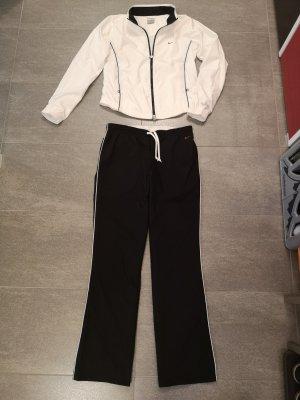 Nike pantalonera blanco-negro