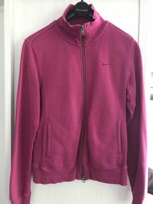 Nike Trainingsjacke in pink