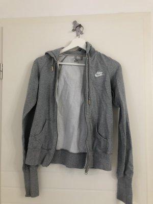 Nike Giacca sport grigio chiaro-grigio