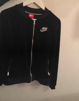 Nike Giacca nero-bianco