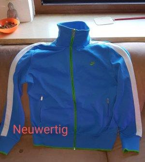 Nike Tranningsjacke GR.XL Blau Neuwertig