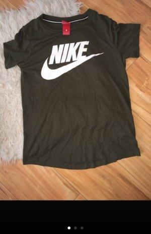 Nike Long Shirt khaki