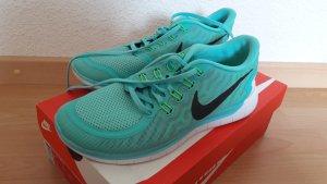 Nike Türkis Grün Blau 42 Nike Free 5.0