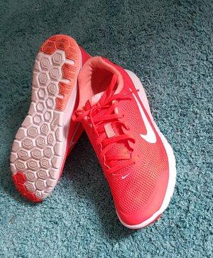 Nike Sneakers met veters neonrood