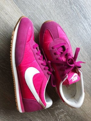 Nike Turnschuhe Gr. 39 pink Retro Style