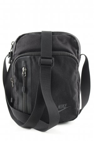 Nike Umhängetasche schwarz Casual-Look