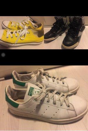 Nike und Adidas schuhe