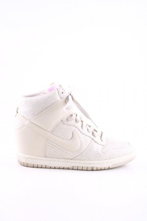 Nike Wedge Sneaker wollweiß Casual-Look