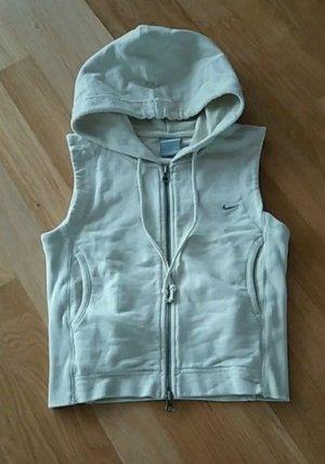 Nike Hooded Vest beige