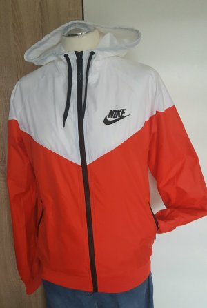 Nike Windrunner rot/weiß- Neu