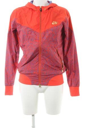 Nike Windbreaker spots-of-color pattern athletic style