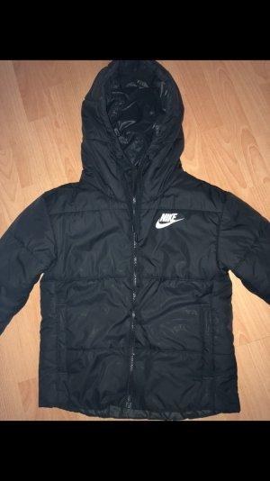 Nike Chaqueta de plumón negro