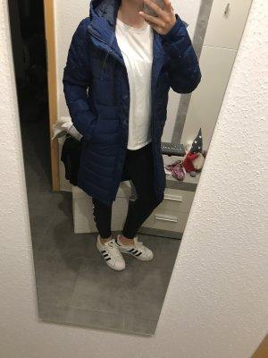 Nike Manteau d'hiver bleu foncé