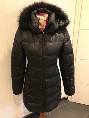 Nike Wintermantel schwarz slim fit  XS