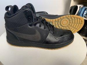 Nike Basket montante noir