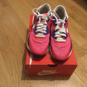 "Nike WMNS AIR MAX 90 ""Hyperfuse"" Pink Flash in 40,5 ausverkaufte Limited Edition"