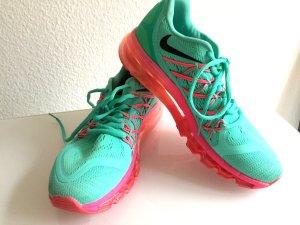 Nike Sneaker stringata menta-magenta