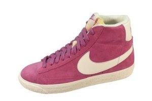 Nike WMNS Blazer Mid Suede VNTG pink