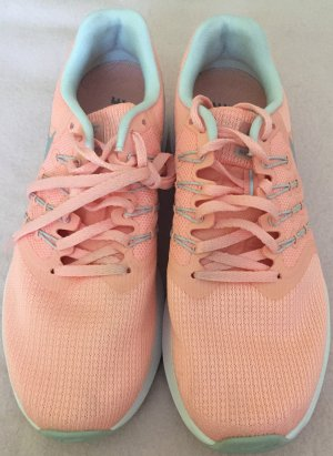 Nike Wmns Run Swift apricot grau