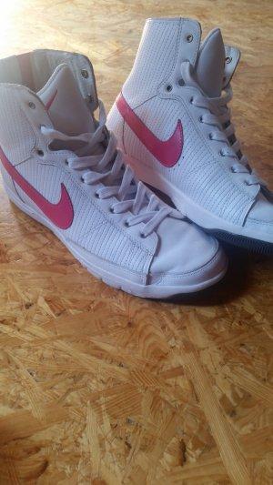 Nike Women's Blazer Mid White/Pink