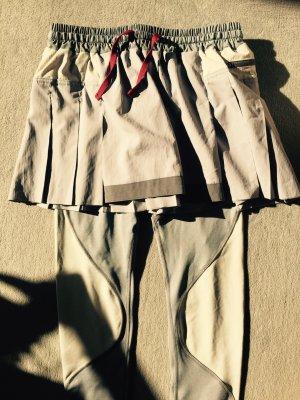 Nike x Gyakusou 'special edition' running outfit in grau Tönen