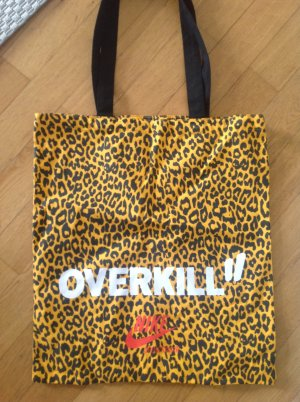 Nike X Overkill Tote Bag in Animal Optik