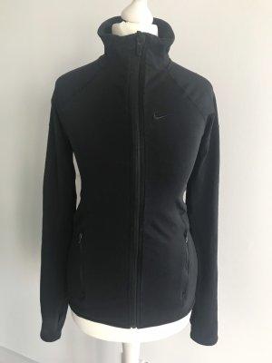 Nike Yoga Sport Jacke Shirt drifit schwarz XS