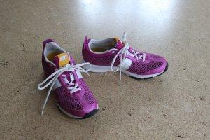 Nike Schoenen geel-magenta