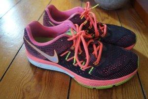 Nike Sneaker arancione-rosa