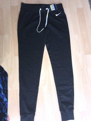 Nike Pantalone bianco-nero