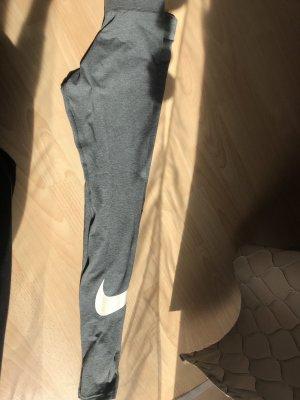 Nike Legging zilver-wit