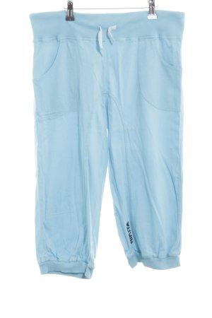 Nikita 3/4-Hose blau Casual-Look